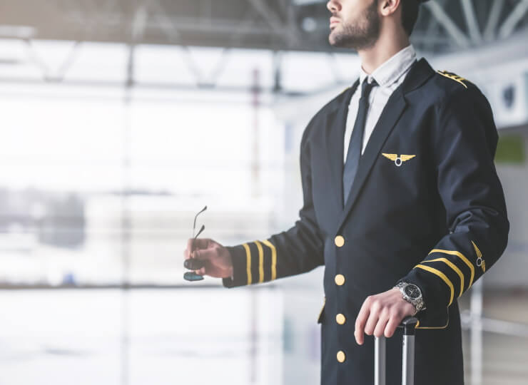 Can airline pilots take CBD oil